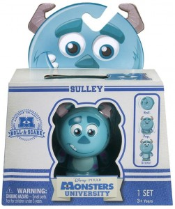 Spin Master Monsters University Roll A Scare Monsters Figurka Sulley
