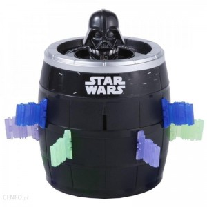 TOMY Gra Beczka Star Wars Pop Up Darth Vader